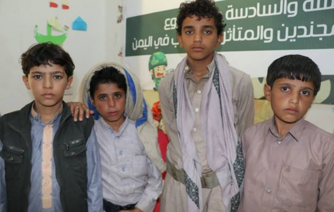 Marib..Wethaq launches new rehab course for war-affected children