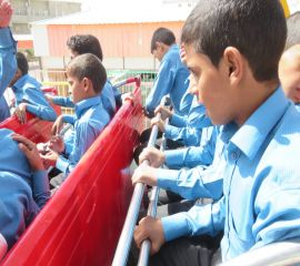 Implementing a Recreational Trip for Children Recruited and Affected by War in Yemen